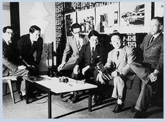 Tahun 1955 Canon membuka cabang di New York