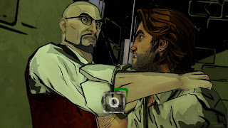 The Wolf Among Us Episode 2 PS4 Wallpaper