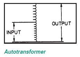 DIFFERENCE BETWEEN AUTOTRANSFORMER AND ISOLATION