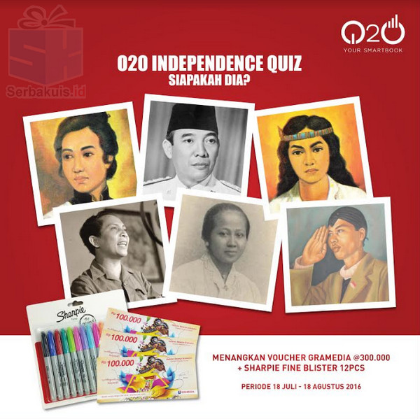 Kuis O2O Independence Day
