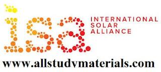 UPSC - Essay - International Solar Alliance (ISA) Summit
