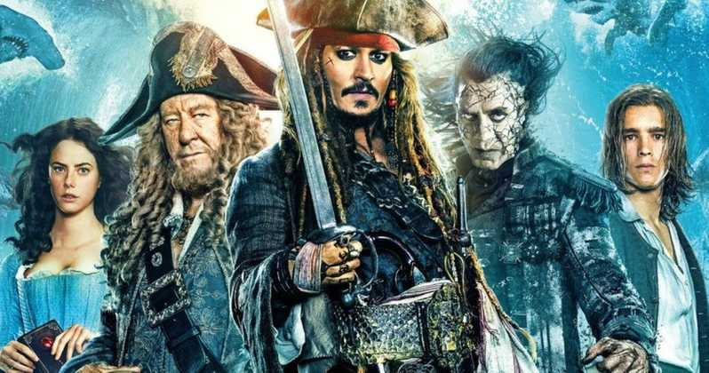 News: Disney Looking to Reboot Pirates of the Caribbean With Deadpool Writers