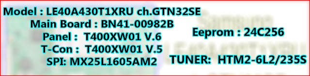 LE40A430T1XRU ch.GTN32SE _ BN41-00982B Firmware LCD pROBLEM SOLUTIN, LE40A430T1XRU ch.GTN32SE _ BN41-00982B Firmware NEW UPDATE FILE DOWNLOAD FOR USB,LE40A430T1XRU ch.GTN32SE _ BN41-00982B Firmware ALL UPDATER FILE, LE40A430T1XRU ch.GTN32SE _ BN41-00982B Firmware NEW VERTION, LE40A430T1XRU ch.GTN32SE _ BN41-00982B Firmware PRIVE IN BD,LE40A430T1XRU ch.GTN32SE _ BN41-00982B Firmware WHITE LCD PROBLEM SOLUTION,LE40A430T1XRU ch.GTN32SE _ BN41-00982B Firmware, LE40A430T1XRU ch.GTN32SE _ BN41-00982B Firmware CHENNEL NOT FOUND PROBLEM SOLUTION,LE40A430T1XRU ch.GTN32SE _ BN41-00982B Firmware UPDATER,LE40A430T1XRU ch.GTN32SE _ BN41-00982B Firmware