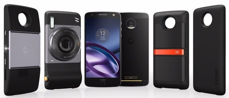 Harga Smartphone Terbaru Modular Moto Z dan Moto Z Play