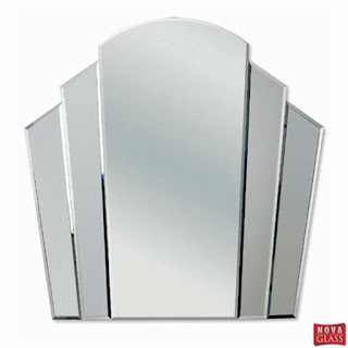 Καθρέπτης Art-Deco Κωδ AD003