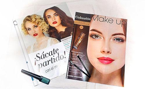 Colección make up entregas 10 y 11