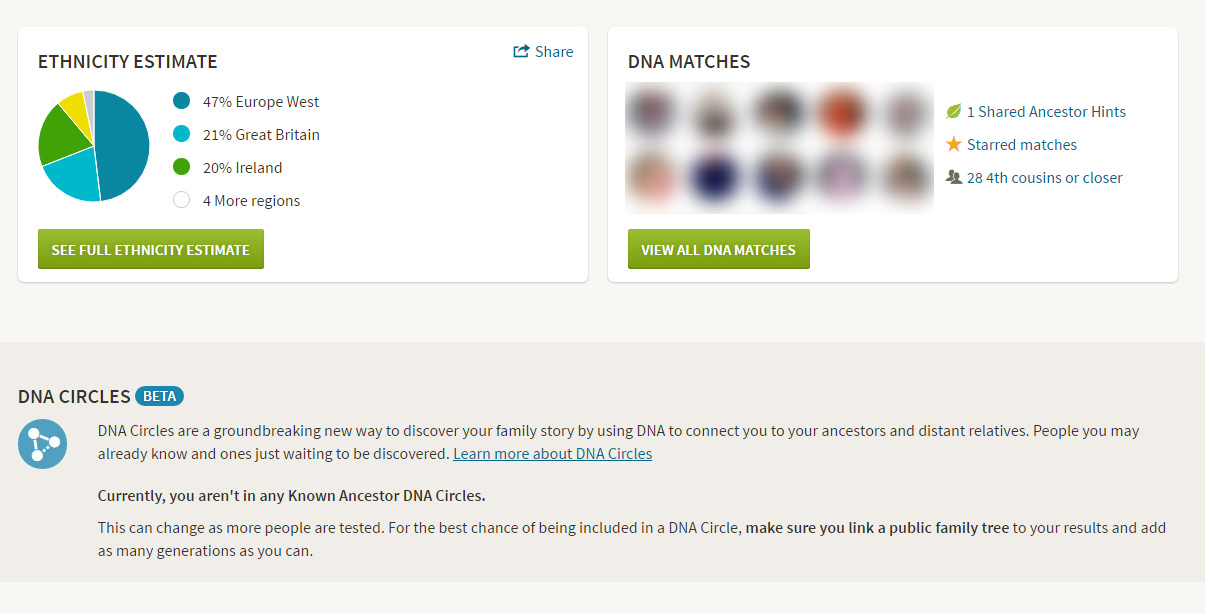 Download dna results from ancestry com