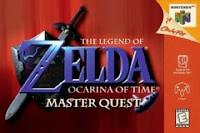 The Legend of Zelda The - Master Quest SPN/ESPANHOL: