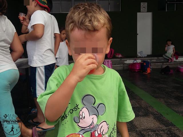 comida saludable niños arucas