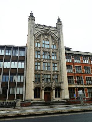 Cardiff University Engineering Department