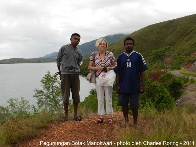 Wisata Alam di Papua Barat