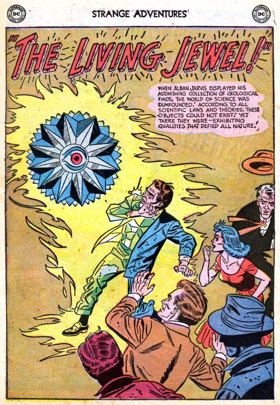 Strange Adventures (1950) issue 25 - Page 28