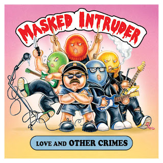 Masked Intruder - Love And Other Crimes (EP) (2016) - Album Download, Itunes Cover, Official Cover, Album CD Cover Art, Tracklist