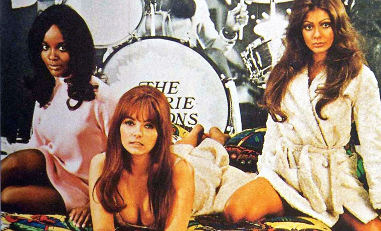 Beyond the Valley of the Dolls (Blumen ohne Duft, 1970) von Russ Meyer. Quelle: 20th Century Fox