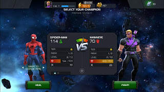 MARVEL Contest of Champions Mod Apk Unlimited Lives