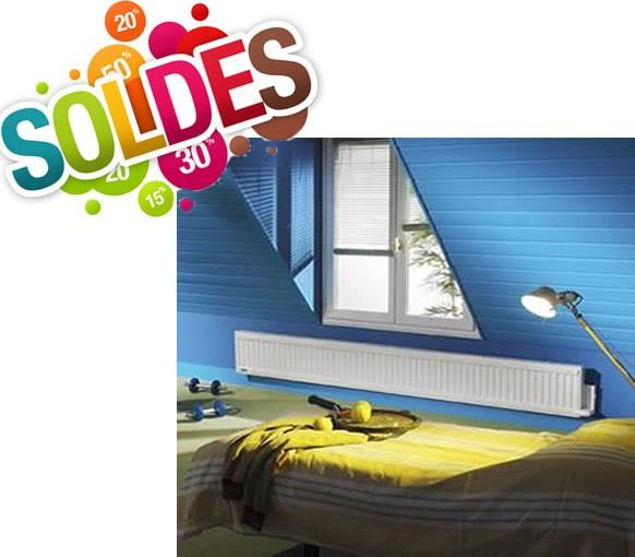 soldes radiateur inertie fluide caloporteur lvi radiateurplus radiateur electrique et. Black Bedroom Furniture Sets. Home Design Ideas