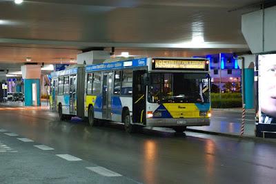 Autobus Aeropuerto de Atenas