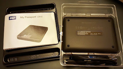 Western Digital My Passport Ultra Review