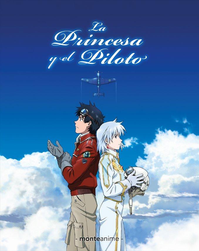 La princesa y el piloto
