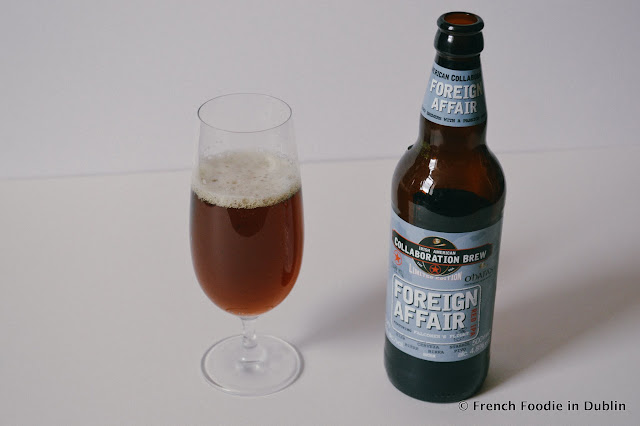 Foreign affair, O'Hara's, Star Hill, Irish craft beer, American craft beer