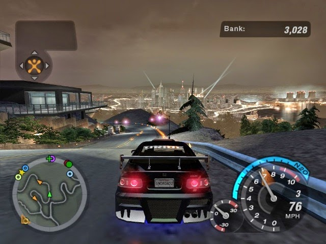 Need For Speed Underground 2 Games Screenshots
