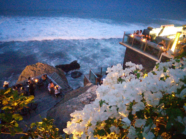 Sunset- di Rock Bar - Ayana - Bali