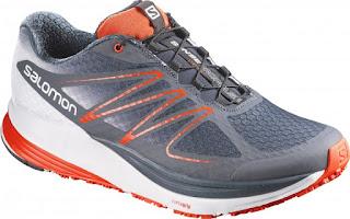 Asa arata pantofii pentru alergare pt barbati marca Salomon. Click pentru detalii si comanda.
