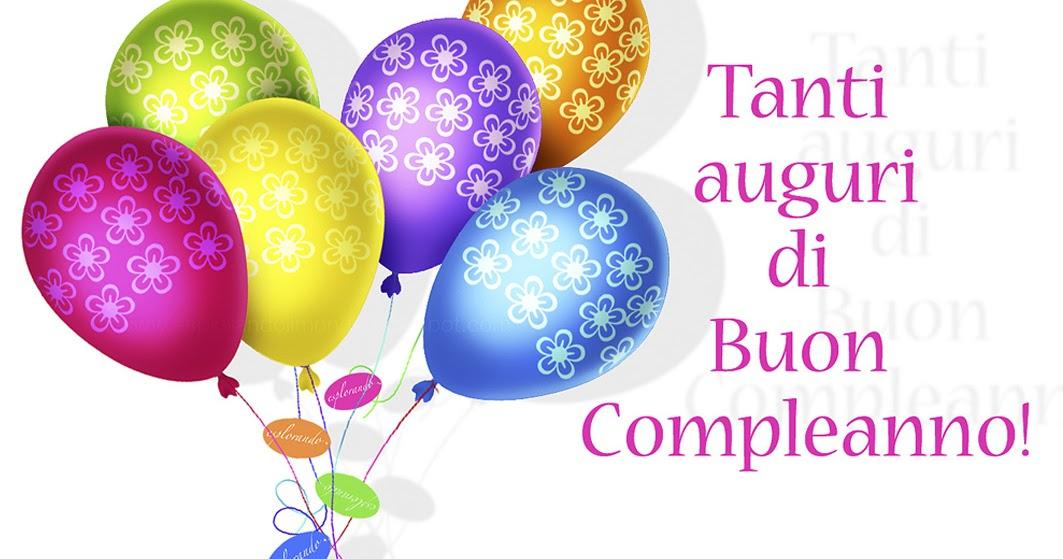 Video Tanti Auguri Di Buon Compleanno | Rosetta McDougle Blog