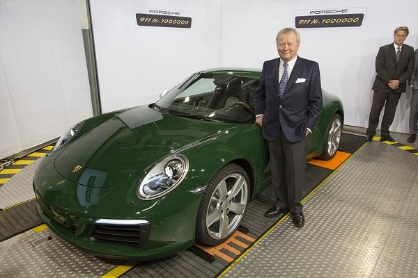 Porsche 911 1 millón
