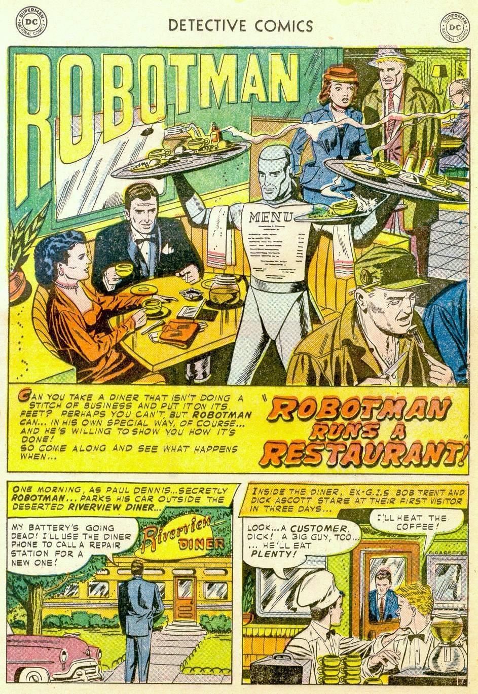 Read online Detective Comics (1937) comic -  Issue #184 - 27