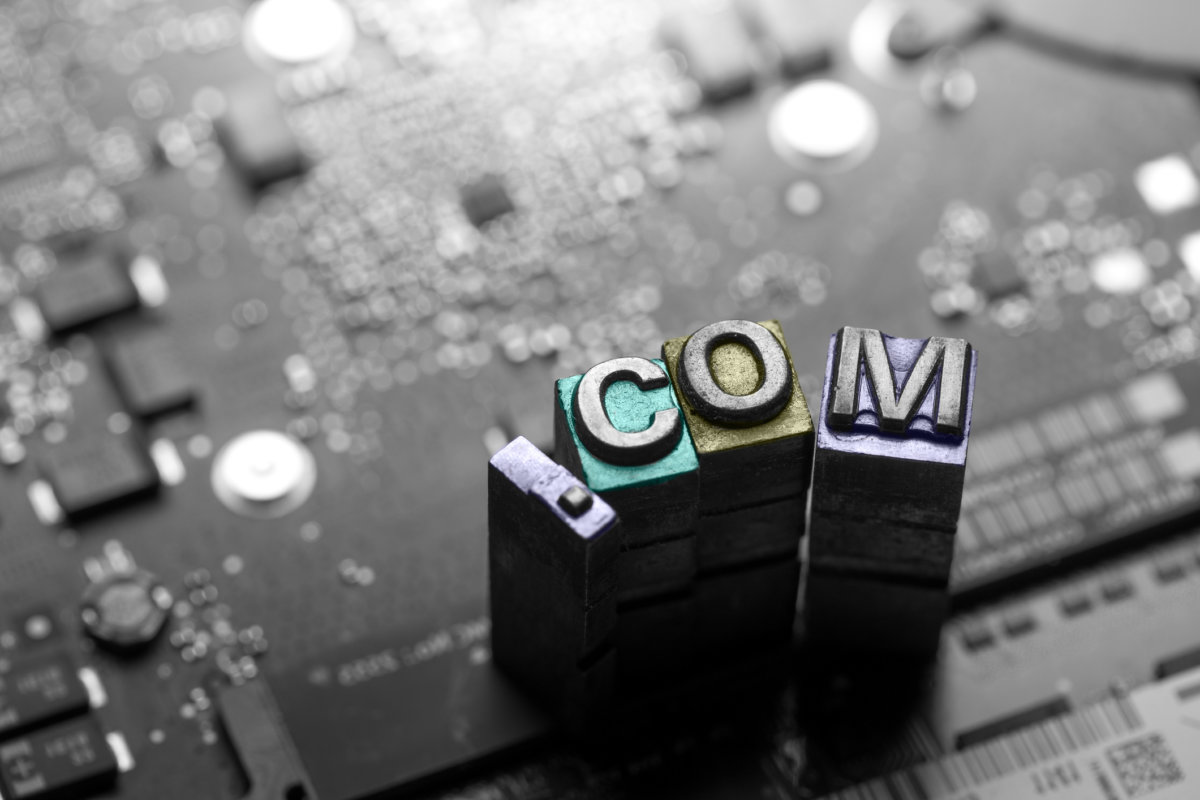 .Com domain names may see an increase in prices