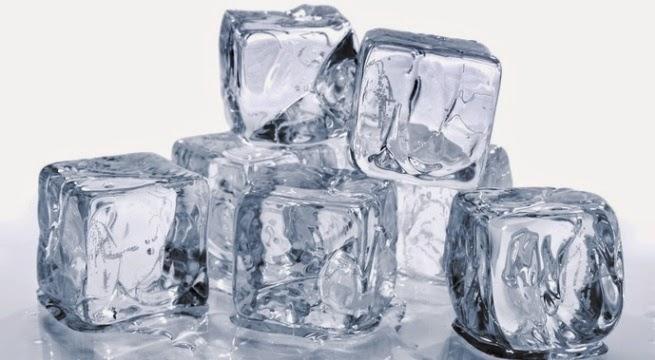 consejos de belleza con hielo