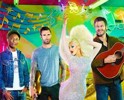 Com apenas um dia de diferença dos EUA, reality traz Christina Aguilera de volta ao time de jurados - Divulgação