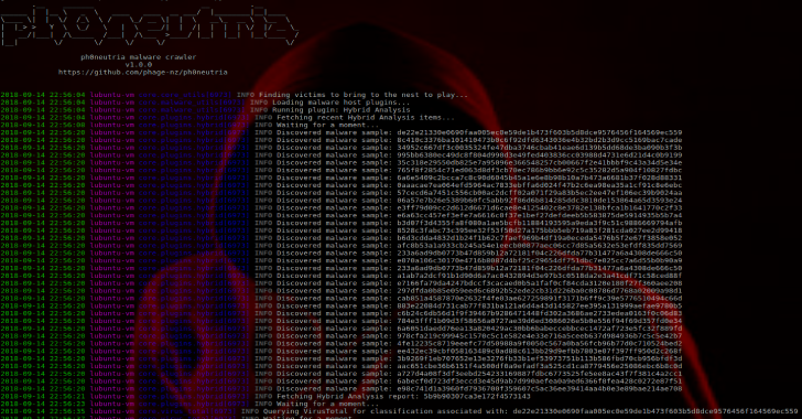 Ph0neutria : Malware Zoo Builder That Sources Samples Straight From The Wild
