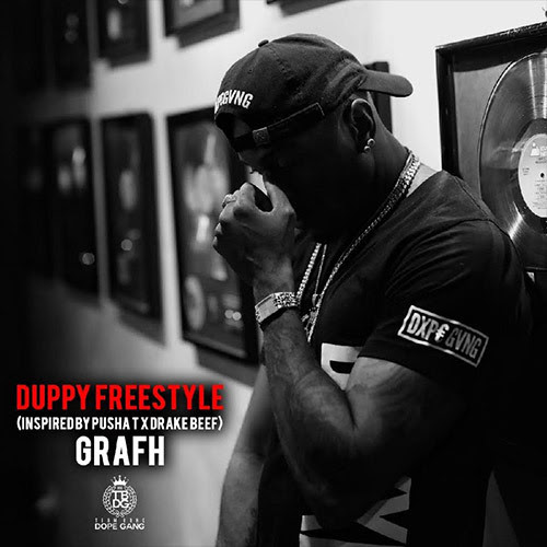 "Grafh ""Duppy Freestyle"" (((AUDIO)))"