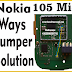 Nokia 105 Mic Ways | Nokia 105 Mic Jumper Solution | Nokia 105 Mic Problem Solution | Nokia 105 Mic | Nokia 105 DS (TA-1034) - Dual Sim | ( The Softwares Pk ) By ( Rabnawaz Waghra )