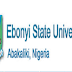 EBSU 2018/2019 Post UTME Application Form & Guidelines to Apply