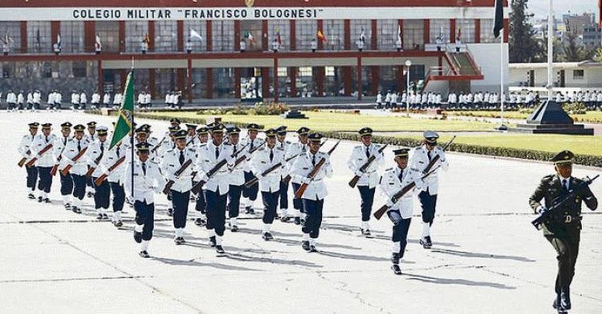 Comisión para colegio militar de Arequipa se instala en siete días, tras denuncia de abusos contra estudiantes