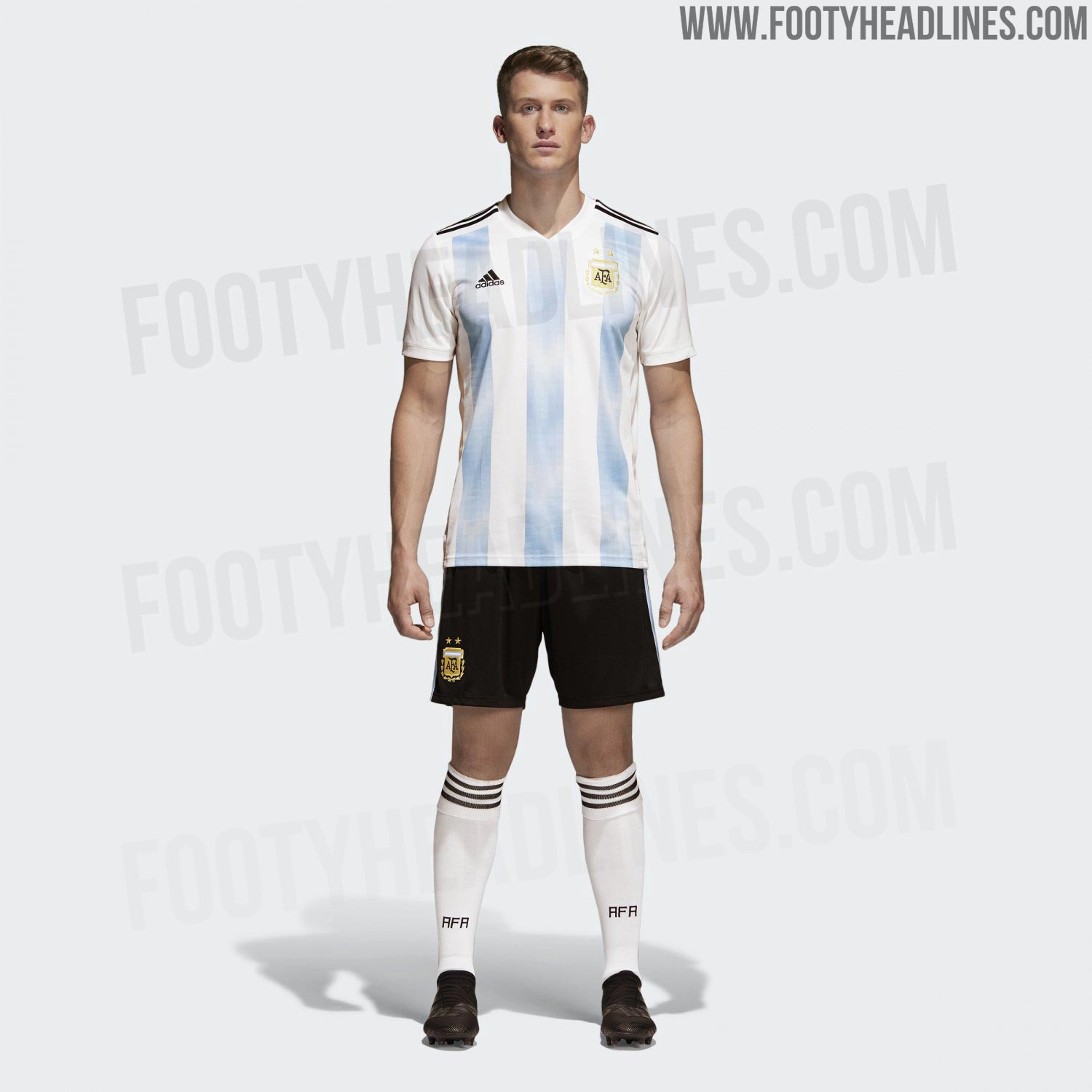 World Cup 2018 Argentina Kit