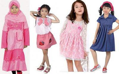 model baju anak perempuan