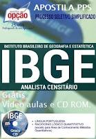 Apostila PSS IBGE Analista Censitário (AC) de Nível Superior