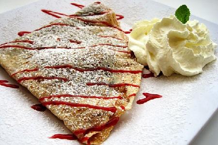Resep Membuat Kue Crepes atau Leker