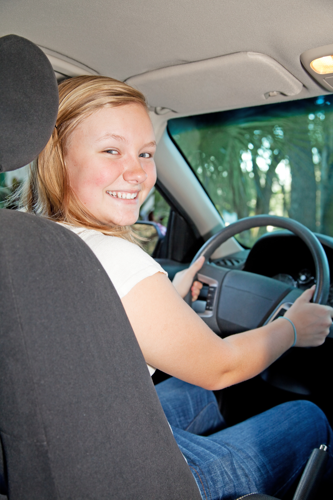 Siblings Teen Safe Driver 46