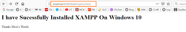 How To Install & Configure XAMPP On Windows 10 - Step By Step 21