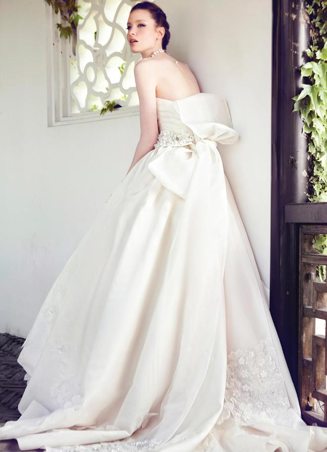 Yumi Katsura Spring 2013 + My Dress of the Week - Belle The Magazine