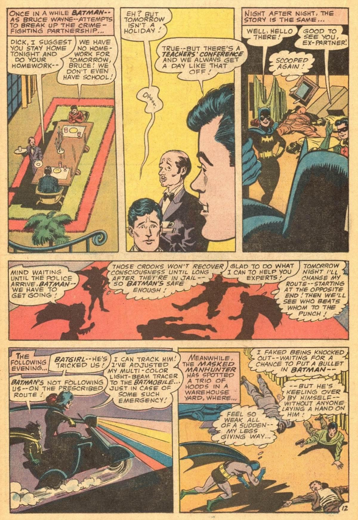 Detective Comics (1937) 369 Page 17