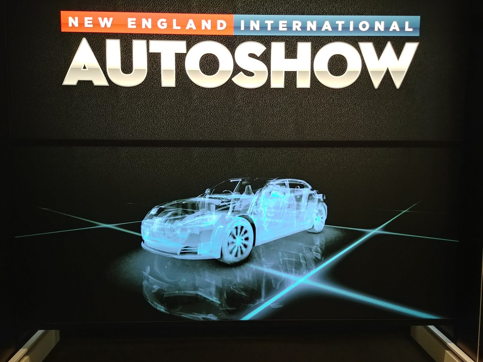 Java John Zs New England Auto Show Giveaways - Car show giveaways