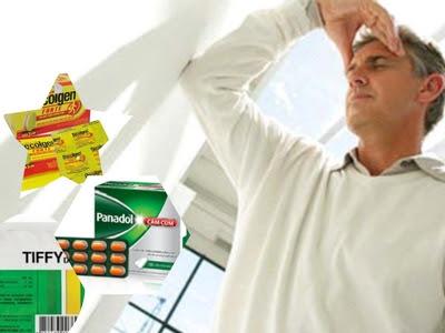 Nhiều thuốc cảm cúm phổ biến hiện nay có tác dụng phụ gây tăng huyết áp