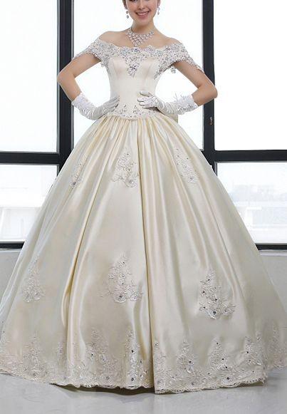 WhiteAzalea Ball Gowns: Vintage Wedding Ball Gowns