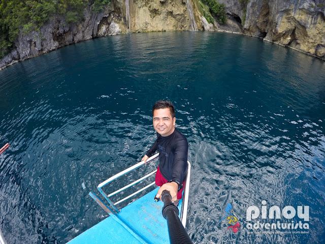 Catandayagan Falls Ticao Island Masbate
